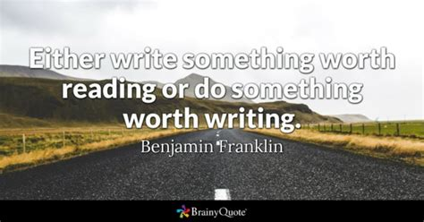 Book Reports On Benjamin Franklin by Reading Quotes Brainyquote