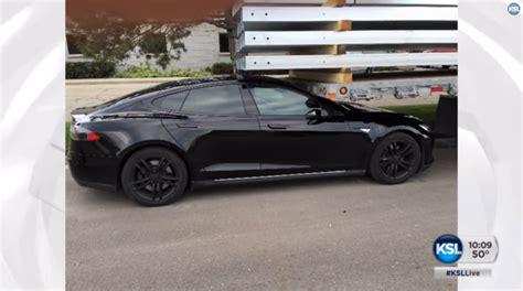 Tesla Florida Fatal Of Tesla Model S In Autopilot Mode Opens