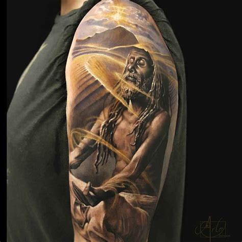 tattoo artists arlo dicristina from grand junction usa