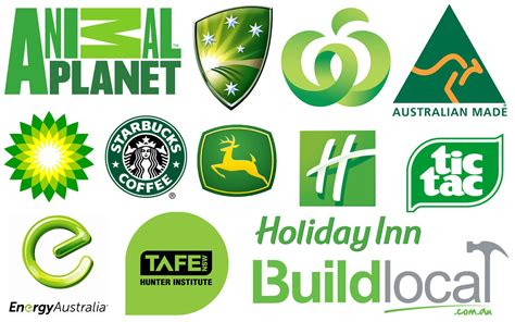 color psychology green colour psychology in brand identity logo design green