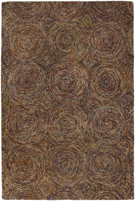 Rugs By Color by Galaxy Collection Tufted Area Rug In Multi Color