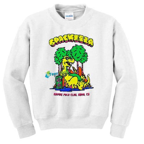 Tshirt Coachella Grey coachella dinosaur sweatshirt