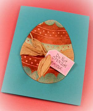 A Greeting An Advice A Question On Easter by Easter Card Greetings