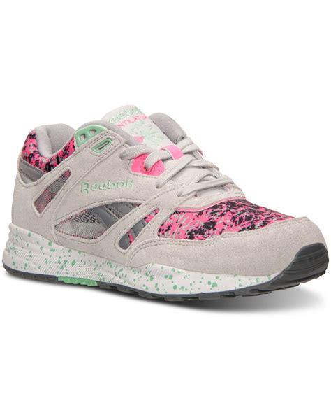 s reebok sneakers reebok s ventilator cg casual sneakers from finish