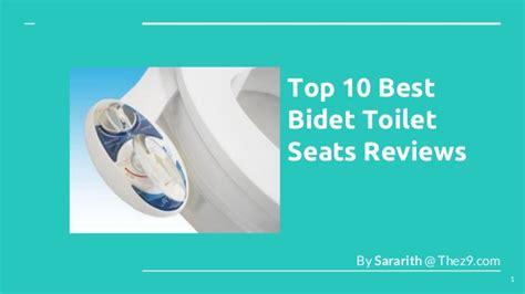 best bidet toilet seat reviews top 10 best bidet toilet seats in 2017 reviews