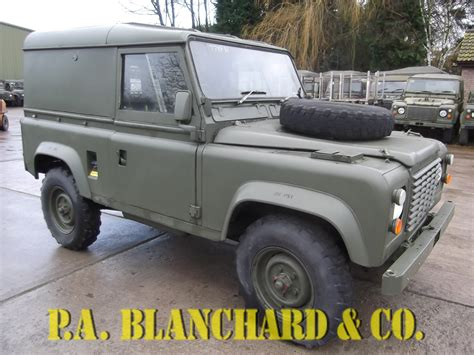 land rover 1940 100 land rover military defender tweaked automotive