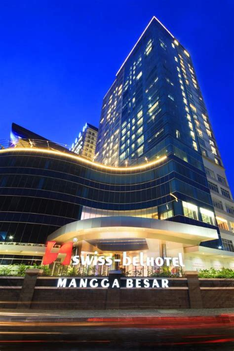 Hotel Swiss Bell Mangga Besar swiss belhotel mangga besar jakarta indonesia hotel