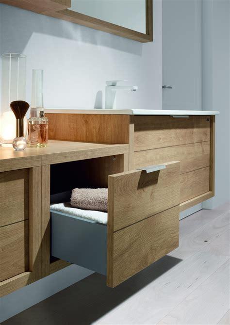 Beau Rangement Salle De Bain Ikea #6: meuble-chene-80cm-trentino-zoom-module-sous-meuble-tiroir-bd.jpg