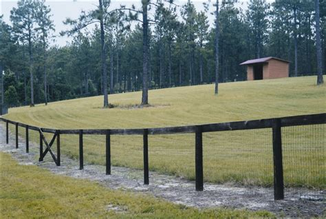 Ranch Style Home Designs by North Carolina Wood Corral Horse Fencing General Timber