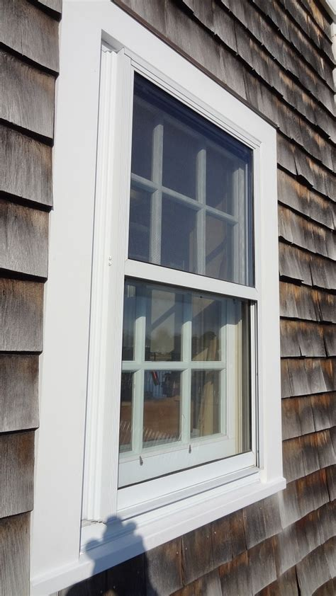 Pvc Window Stool Pvc Window Trim Replacement Meticulous Remodeling