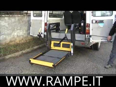 pedana mobile per disabili re sollevatore pedana elettrica per disabili