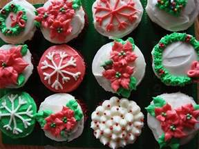 christmas ideas christmas cupcakes decorated xmas