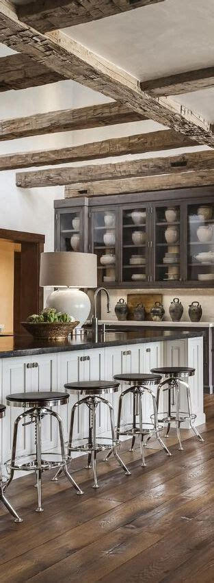 17 best ideas about modern rustic kitchens on