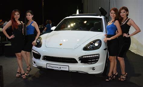 porsche malaysia porsche cayenne s diesel starts at 250 000 in malaysia