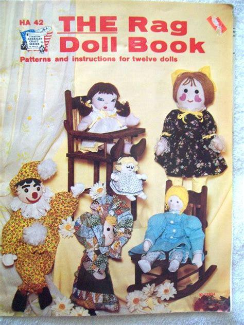 doll books the rag doll book doll books