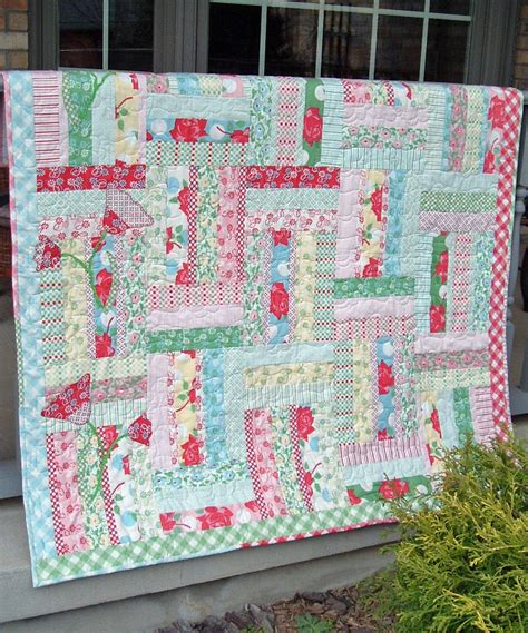Jelly Rolls Quilt by Jelly Roll Quilts