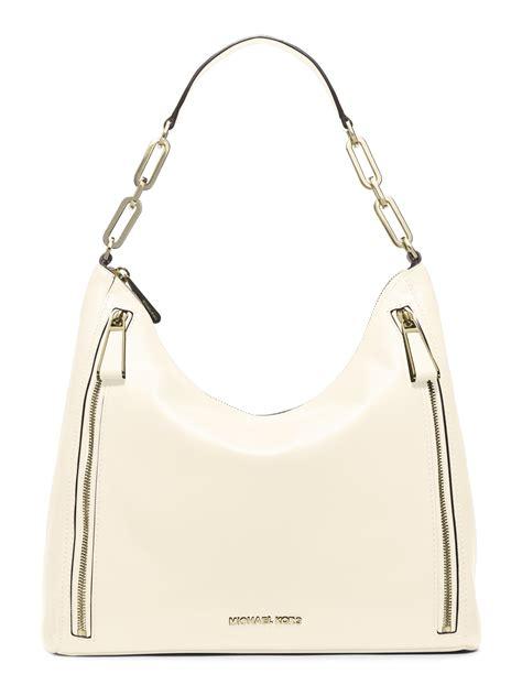Kaos Fashion Michael Kors michael michael kors matilda large leather shoulder bag in