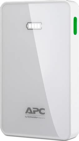 Apc Mobile Power Bank Pack 5000 Mah M5wh apc mobile power pack 5000mah skroutz gr