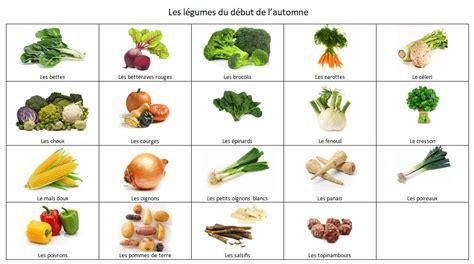 l fruit et legume les fruits et l 233 gumes du d 233 but d automne ma cuisine sant 233