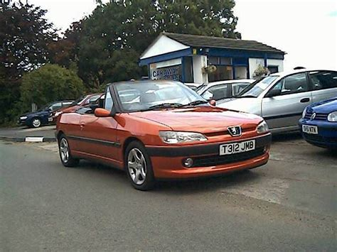 peugeot 306 convertible peugeot 306 convertible for sale