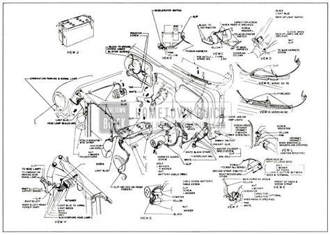 1995 buick lesabre headlight wiring diagram wiring