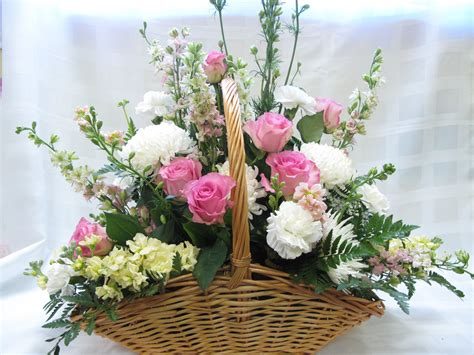 Sympathy Baskets by Sympathy Basket Sympathy Floral Flower