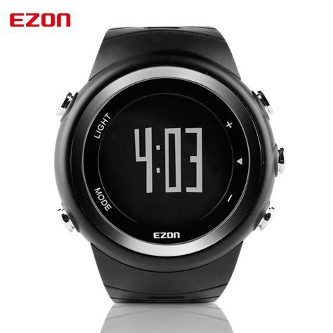 free shipping ezon t023 running sport pedometer