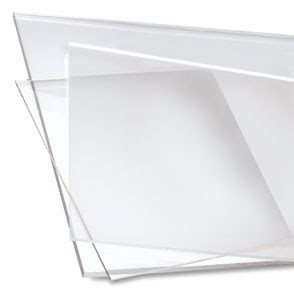 clear plastic sheet for table top clear acrylic sheets blick materials
