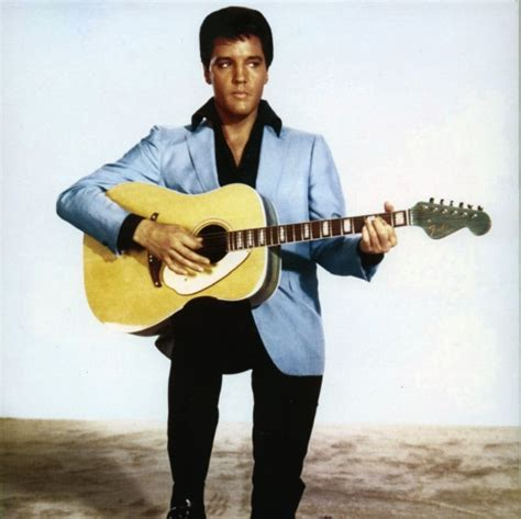 who is the man with guitar in the direct tv commercial cd ftd 506020 975021 elvis sings guitar man