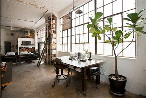Urban Loft Plans by Urban Lofts Design And Green Plants Ntrlk Loft Interiors