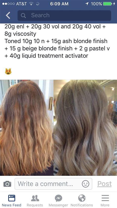 hair toner colors this aveda toner formulas in 2019 aveda hair