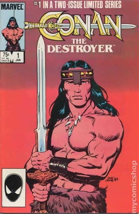 film with cartoon books conan the destroyer 1985 movie comic comic books