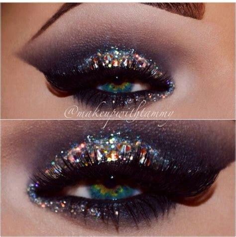 Mac Glitter glitter makeup glitter and glitter eye makeup on