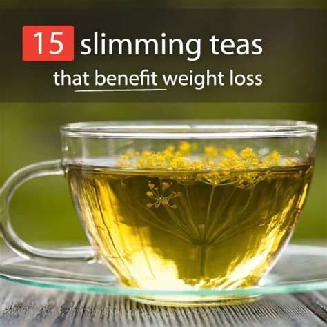 Detox Tea To Lose Weight Uk by Teas And Weight Loss On