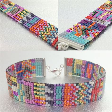 how to end a beaded loom bracelet a recipe for your leftover fusionbeads