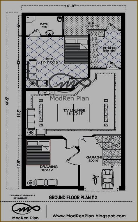 plan of house 3 marla modern house plan small house plan ideas