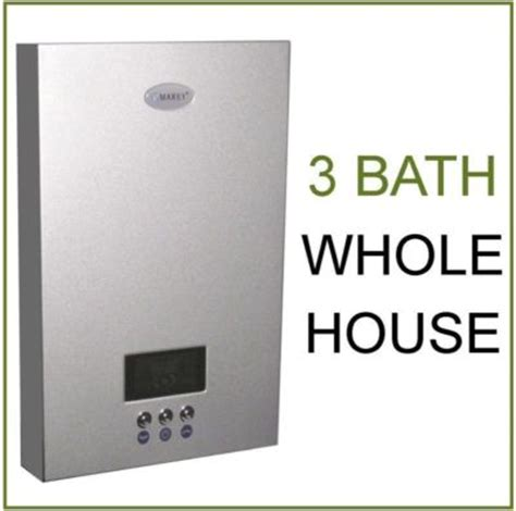 On Demand Water Heater Instant On Demand Electric Tankless Water Heater 18kw