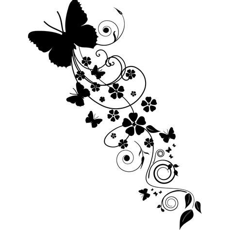 imagenes de mariposas juntas vinilos folies vinilo decorativo flor con mariposa