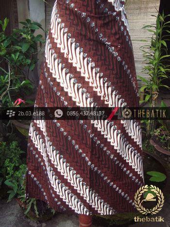 Rok Batik Sogan Seling 11 jual batik klasik jogja motif parang tuding seling