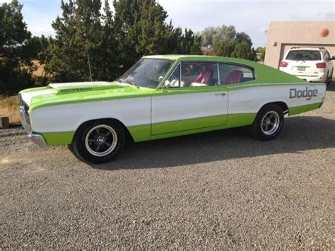 dodge hemi motor for sale classic 1966 sublime green dodge charger w hemi motor