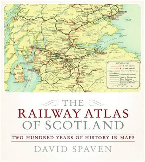 the railway atlas of scotland the map room
