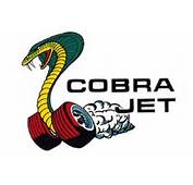 Ford Racing Mustang Logo The New Cobra Jet