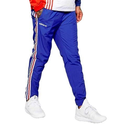 Tas Adidas Per Gymbag Blue Original 100 New 2016 adidas originals mens tri colore firebird track tracksuit bottoms blue ebay