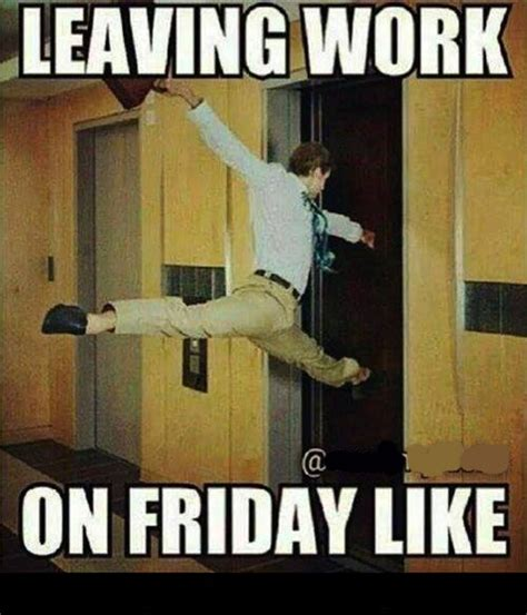 Leaving Work Meme - funny work quotes for friday image quotes at relatably com