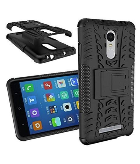 Xiaomi Redmi Note 3 Ironman Kick Stand Gratis Ultr Diskon xiaomi redmi note 3 cover by mhub black plain back covers at low prices snapdeal india