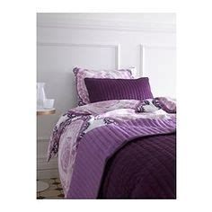 lyckoax duvet cover and pillowcase s white lilac lyckoax housse de couette et taie s une place ikea