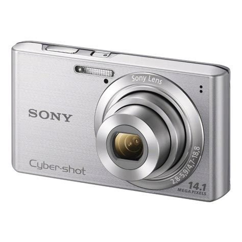Kamera Sony Cybershot Dsc W610 sony cyber dsc w610 14 1 mp digital the tech