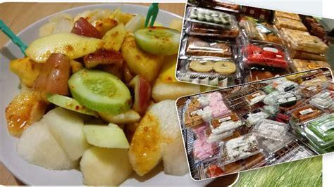 rujak buah jajan pasar   mall youtube