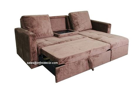 Sleeper Sofa With Storage Chaise Chocolate Sectional Sofa Bed With Storage Chaise Sleeper Futon Pull Out