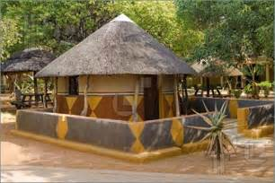afrika haus picture of traditional house hut bakwena tribe